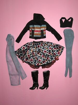 """Tonner Wilde - Off the Grid 16"""" Ellowyne Fashion Doll OUTFIT"""