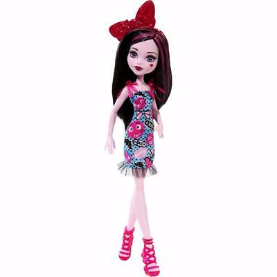 Monster High Emoji Draculaura Doll DVH18