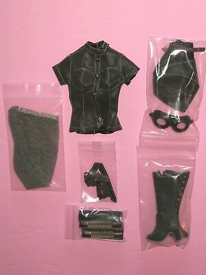 """Tonner Wilde- Partial Steampunk Amber 16"""" Ellowyne Fashion Doll OUTFIT"""