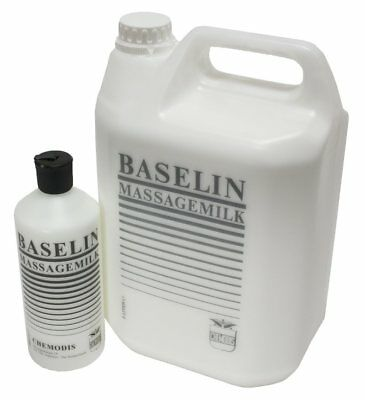 Baselin Massage Milk from Chemodis