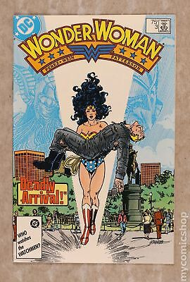 Wonder Woman (2nd Series) #3B 1987 No Month Variant FN 6.0