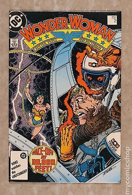 Wonder Woman (2nd Series) #2B 1987 No Month Variant VG/FN 5.0