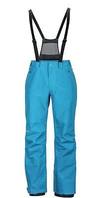 Nwt Mens Marmot Spire Gore Tex Snowboard Ski Snow Pants Size Medium Relaxed Fit