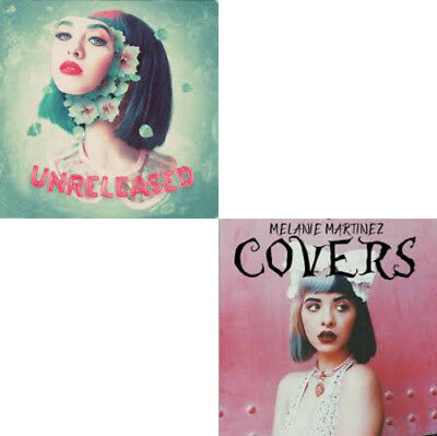 MELANIE MARTINEZ - COLLECTION  & COVER SONGS (2Cd)