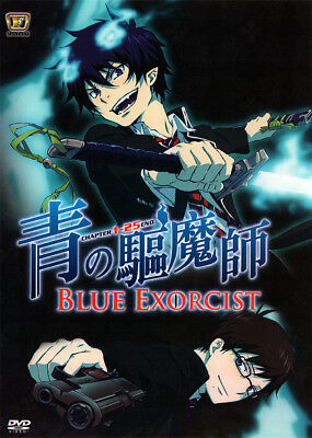 Ao no Exorcist [Blue Exorcist] Anime DVD Complete Series (Japanese Vers) US FAST