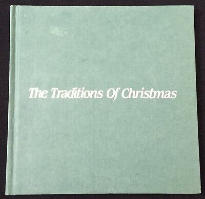 1989 AVON HB The Traditions of Christmas, Bill Abrams/Carolyn Ewing