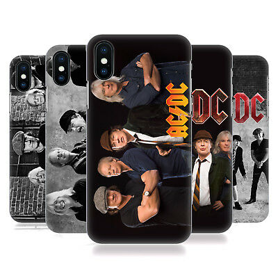 OFFICIAL AC/DC ACDC GROUP PHOTO HARD BACK CASE FOR APPLE iPHONE PHONES