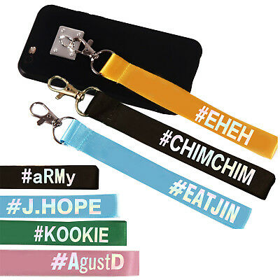 Kpop BTS Key Chain Loveyourself Keyring Bangtan Boys J-hope Kookie Eatjin HIGH
