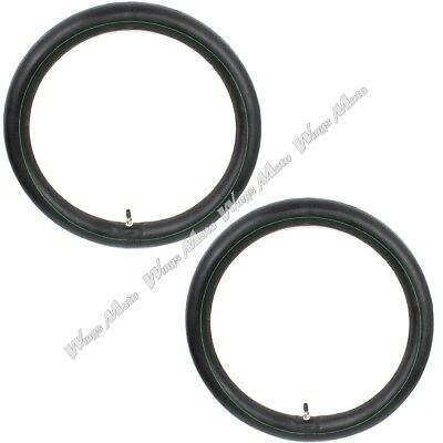 "2.75-17 70/100- 17"" Inch Inner Tube  for PIT PRO Trail Dirt Bike Pack of 2"