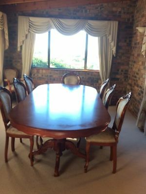 Dining Table Antique Reproduction
