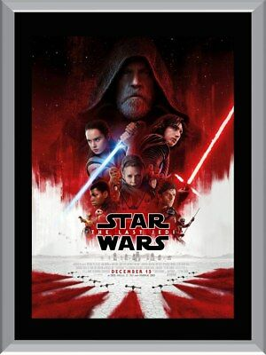 Star Wars The Last Jedi A1 To A4 Size Poster Prints
