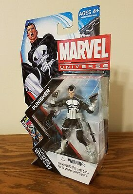 Marvel Universe Series 4 #013 Punisher Action Figure