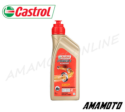 Castrol Olio  Power 1 5W-40 4T