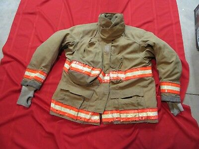 Cairns RS1 Firefighter Turnout Bunker JACKET Coat 50 Chest x 32 Length - 2000