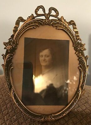 Victorian French Bronze Frame
