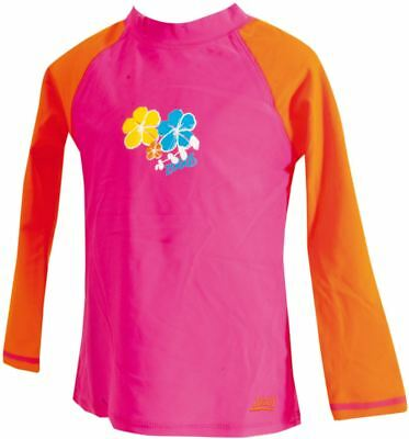 Zoggs LONG SLEEVE SP TOP  Baby/Toddler/Child Swimwear Holiday Swim Water BN