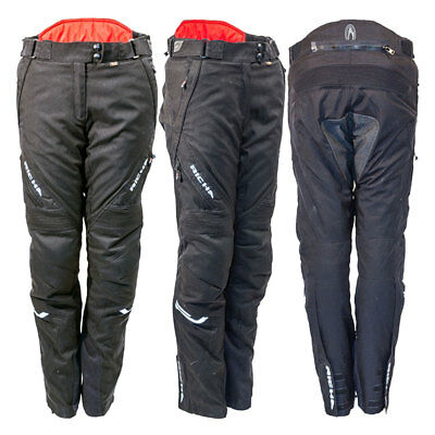 Richa Phoenicia Black Motorrad Motorcycle CE Certified Ladies Trousers All Sizes