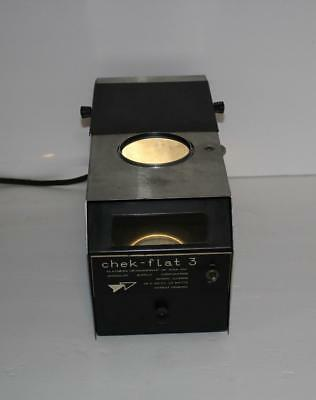 SpeedLap Chek-Flat 3 Chek Flat Optical Flatness Measurement Instrument
