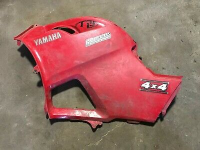 Yamaha Grizzly 550 700 Side Cover Tank Panel Shroud Engine Covers Left Side