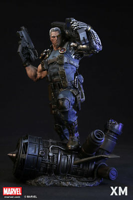 XM Studios - Marvel Comics - Cable Premium Collectibles Statue (In Stock)