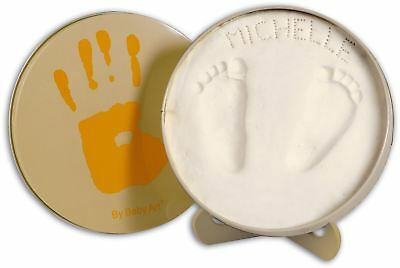 Baby Art MAGIC BOX Natural Baby Hand/Footprint Clay Casting Imprint Kit BN