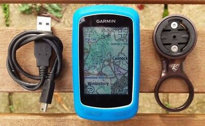 Garmin Edge Touring with K-Edge Mount Cycling Bike GPS