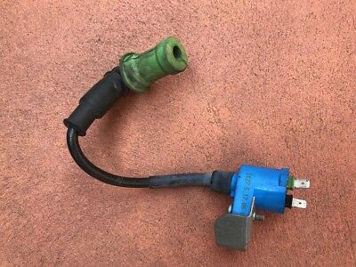 vespa gt200 Ignition Coil Ht Coil Lead Plug    Gts125 200 300 OEM# 639212