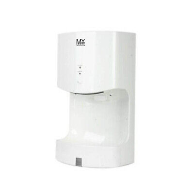 Automatic High Speed single jet white Hand Dryer Commercial Bathroom