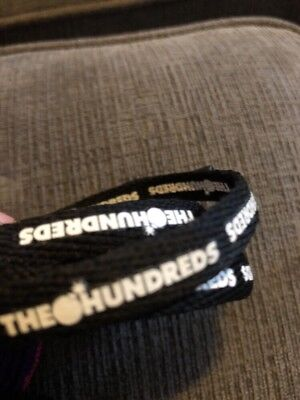 The Hundreds Shoelaces (laces from the Magazine)