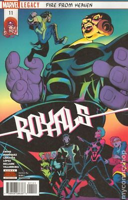 Royals (Marvel) #11 NM Stock Image