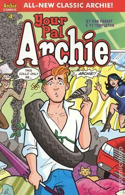 Your Pal Archie (Archie) #4A VF Stock Image