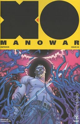 X-O Manowar (Valiant) #9B NM Stock Image