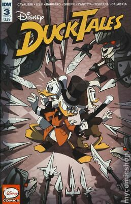 DuckTales (IDW) #3A NM Stock Image