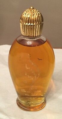 Vintage Avon Persian Woods Perfume 2 fl oz Splash Bottle Full