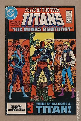 New Teen Titans (Tales of ...) #44 1984 GD 2.0