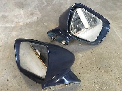 Rare Old Classic Ford Falcon Xa Xb Xc Gt Gs 351 V8 Fairmont Mirrors Left Right