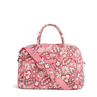 Vera Bradley Weekender Travel Bag In Diffe Designs