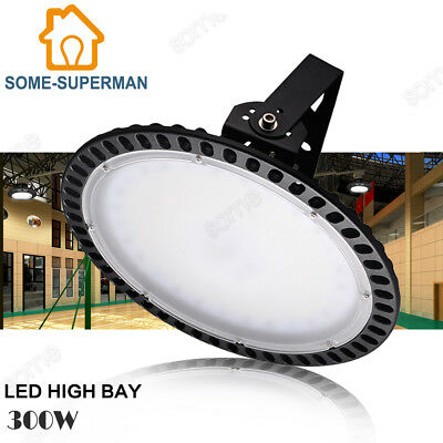 300W Ultrathin LED High Bay Light Warehouse Industrial Factory Anti-explosion