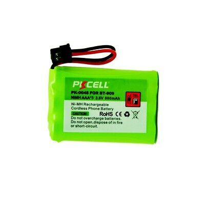 1 Rechargeable Cordless Phone Battery for Uniden BT909 BT-909 Ni-MH 3.6V 800mAh