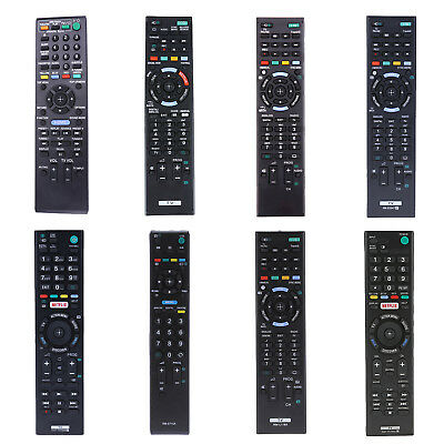 New Smart LCD TV Remote Control Replacement for SONY RM-ED050 RM-ED047 RM-ED009