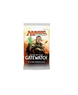 Oath of the Gatewatch Booster Pack (MTG) Magic The Gathering Sealed/New (Aus)