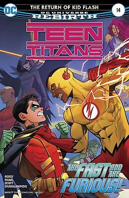 Teen Titans #14 Rebirth Dc Comics Near Mint 11/22/17