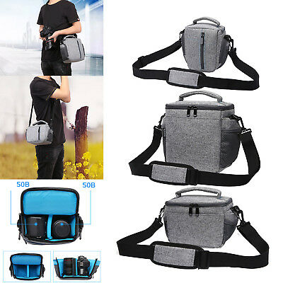 Waterproof Camera Case Shoulder Bag Pouch Backpack for Canon Nikon Sony SLR DSLR