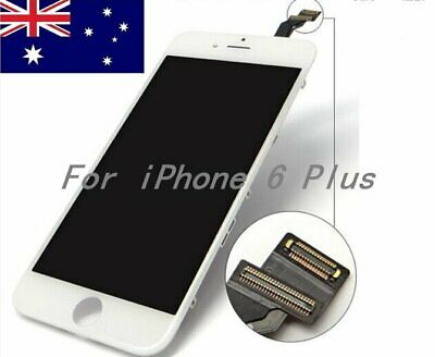 """Assembly iPhone 6 Plus 5.5"""" For LCD Touch Screen Digitizer White Replacement"""