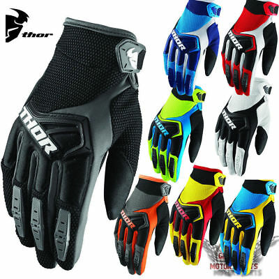 Motocross Handschuhe Thor Spectrum Quad Offroad Cross Enduro Mx Atv Mtb S M L Xl