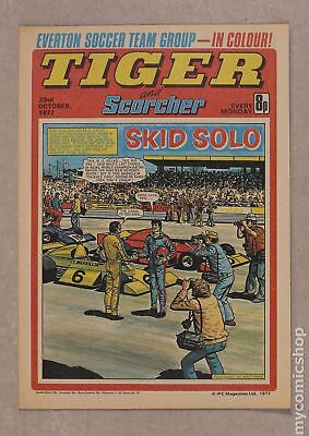 Tiger Tiger and Hurricane/Tiger and Jag/Tiger and Scorcher #771022 1977 NM- 9.2