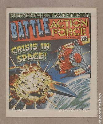 Battle Picture Weekly (UK) #861011 1986 VF 8.0