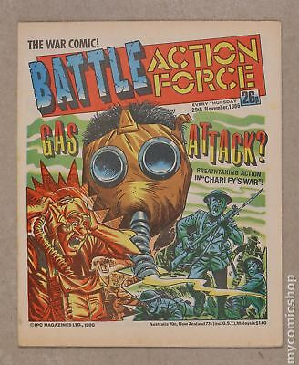 Battle Picture Weekly (UK) #861129 1986 FN/VF 7.0