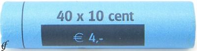 Luxemburg Rolle 10 Cent 2002
