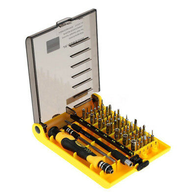 Jackly 45-in-1 Mobile Phone Precision Screwdriver Set Repair Tool JK-6089C T2P1